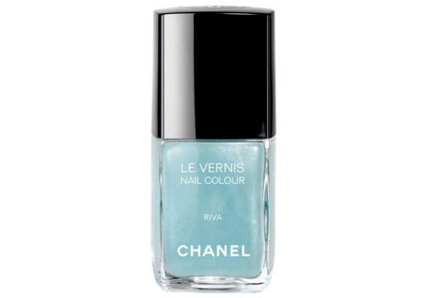 Chanel Cote dAzur Collection nail polish Lakovi za nokte