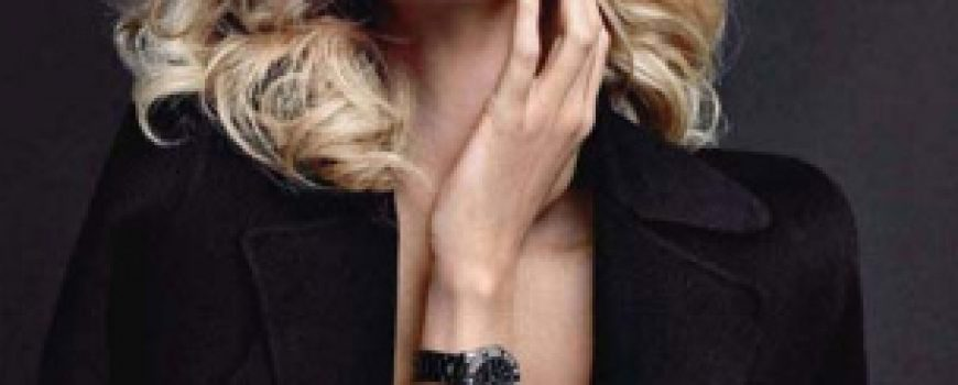 Charlize Theron za Dior VIII Timepiece