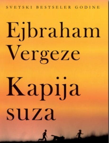 """Hajde da čitamo: Ejbraham Vergeze """"Kapija suza"""""""