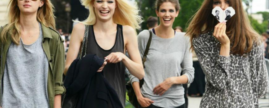 Vrste devojaka koje šetaju Beogradom