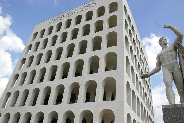 EUR Jedan drugačiji Rim