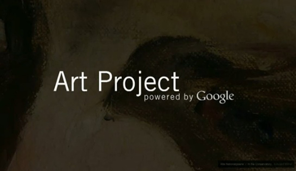 Google Art Project Virtuelni hodnici umetnosti