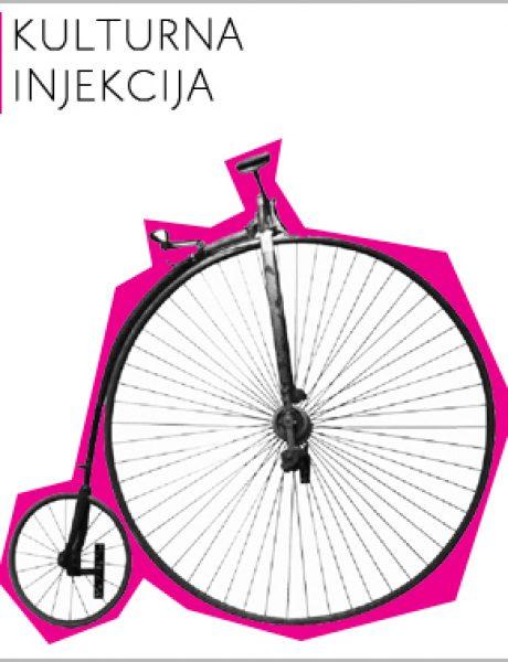 Kulturna Injekcija: Nije smrt biciklo