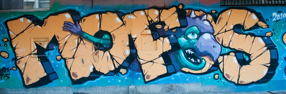 IMG 3591 Wannabe Street Art: Grafiti Pančeva