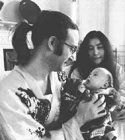 JohnYokoAndSean Muze na Zemlji: Yoko Ono
