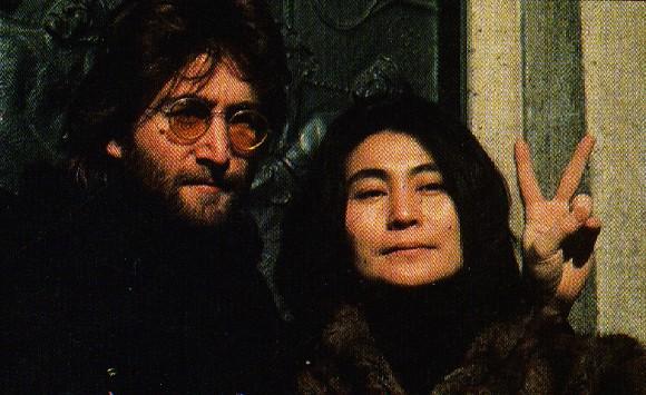 JohnYokoPeace Muze na Zemlji: Yoko Ono