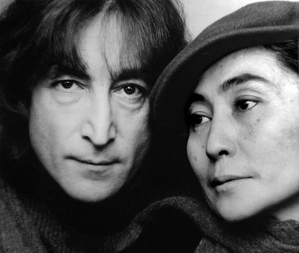 Lennons by Jack Mitchell Muze na Zemlji: Yoko Ono