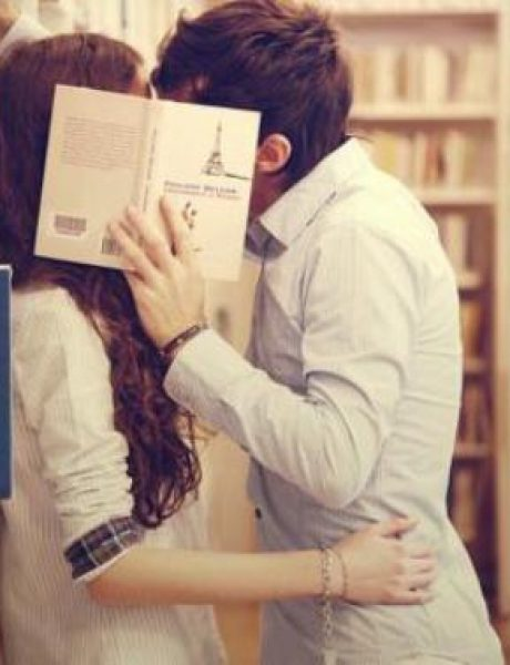 Sa knjigom vodite ljubav, a ne rat!