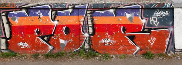 MG 1785 Wannabe street art: Grafiti iz Beograda