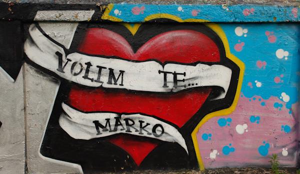 MG 1806 Wannabe street art: Grafiti iz Beograda