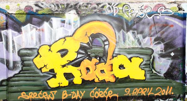 MG 1811 Wannabe street art: Grafiti iz Beograda