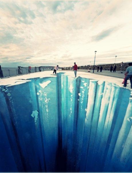 Kurt Wenner – umetnik trotoara