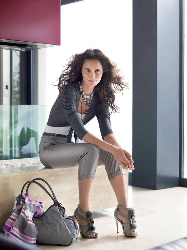 Pania Rose Gerry Weber SS11 09 Lookbook Gerry Weber proleće/leto 2011.