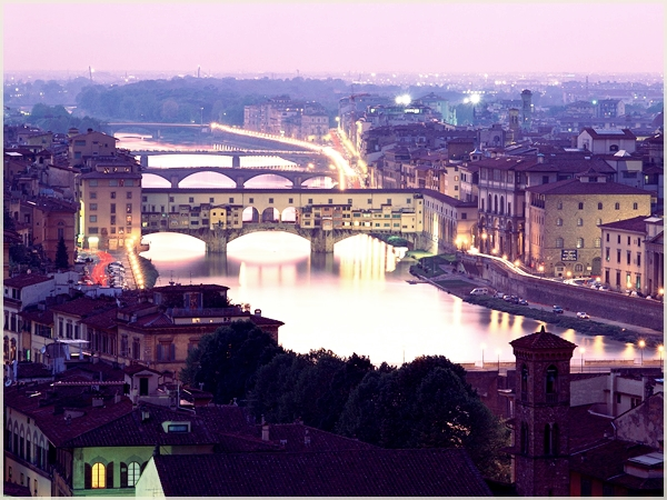 Ponte Vecchio Florence Italy Najlepši mostovi sveta: Ponte Vecchio, Italija