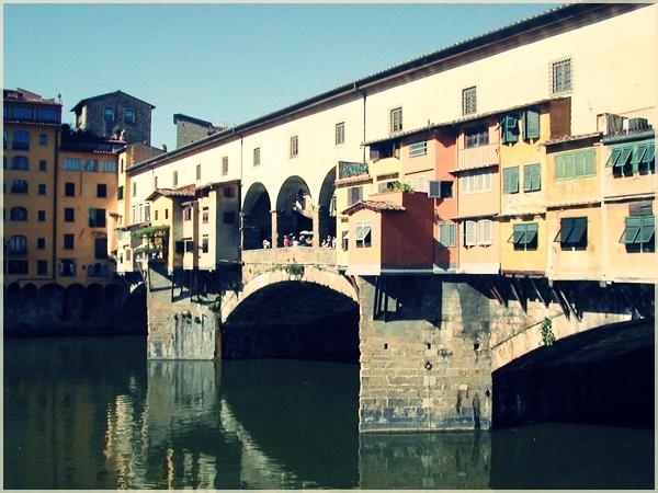 Ponte Vecchio august 2006 Najlepši mostovi sveta: Ponte Vecchio, Italija