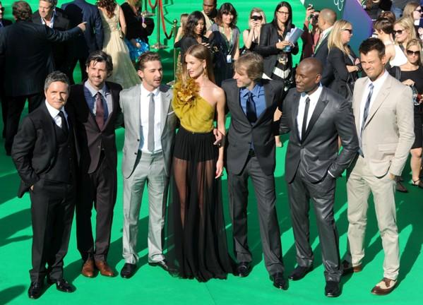 Rosie Huntington Whiteley 103 Transformers: premijera u Moskvi