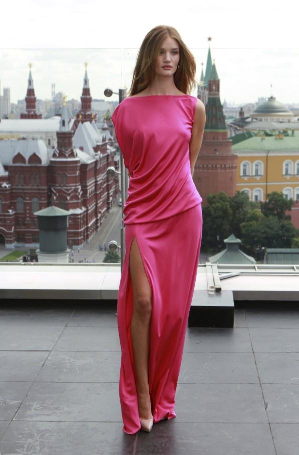 Rosie Huntington Whiteley 142 Transformers: premijera u Moskvi