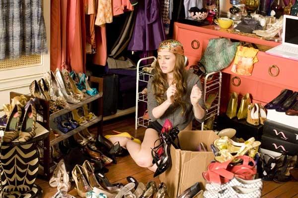 Shopaholic4 Cipele od princa ili cipele za princezu?