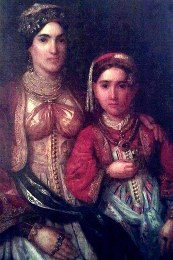 Slika 31 Moda 19. veka u Srbiji