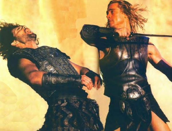 Tolemus+and+Aeolus+sparring Ahilej Vs. Hektor