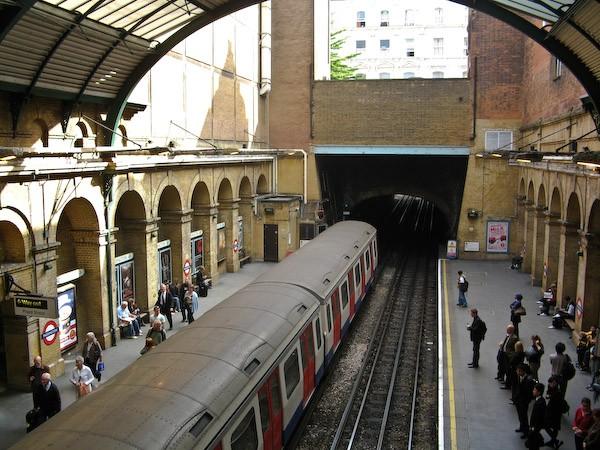 Underground+ +London+41941 Neobične destinacije i njihove zanimljivosti