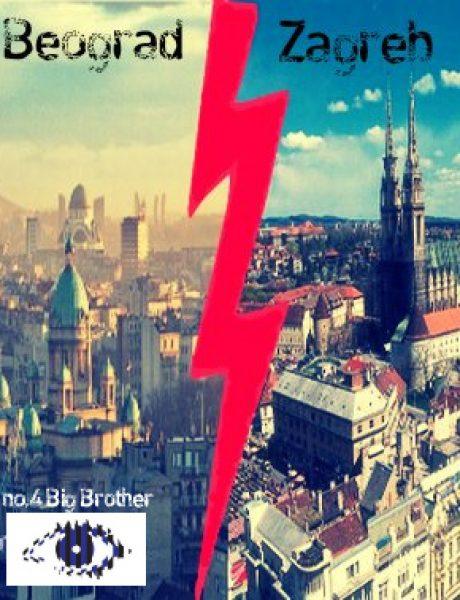 Beograd vs Zagreb: Ljubi bližnjeg svog