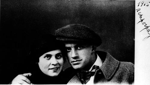 Vladimir mayakovsky and lilya brik m Muze na Zemlji: Лиля Юрьевна Брик