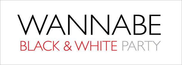 WannabeBWP Wannabe Black & White Party @ Plastic Light / 17.06.