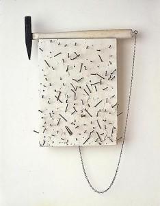 Yoko Ono Painting to Hammer a Nail 234x300 Muze na Zemlji: Yoko Ono