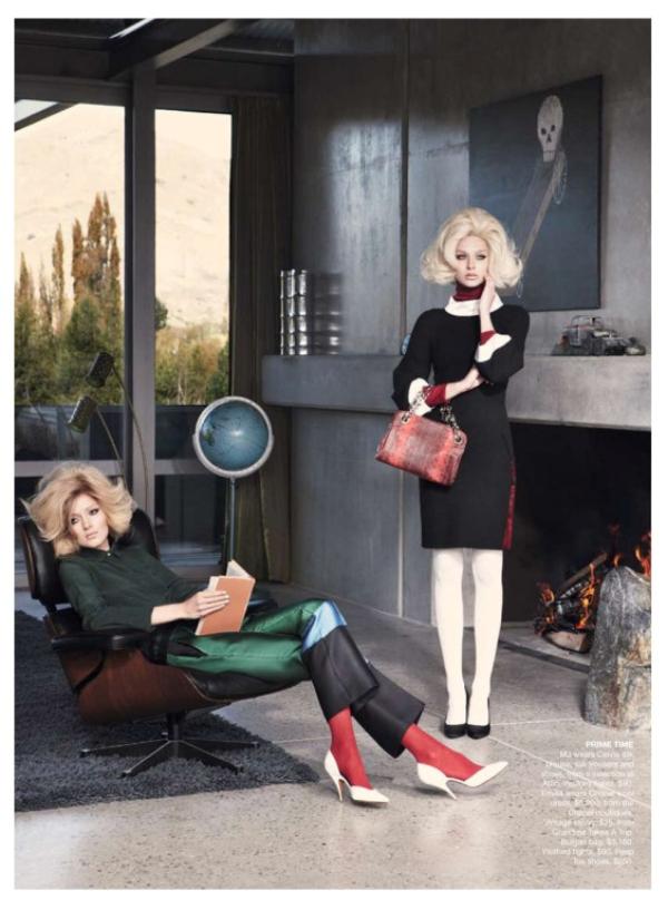 aus3 Emilia & Melissa za Vogue Australia jul 2011.