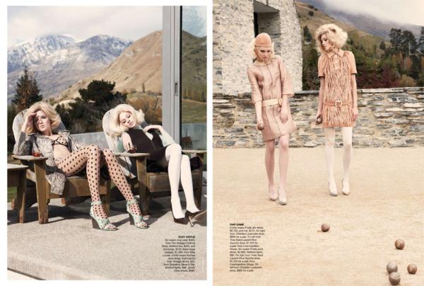 aus7 picnik Emilia & Melissa za Vogue Australia jul 2011.