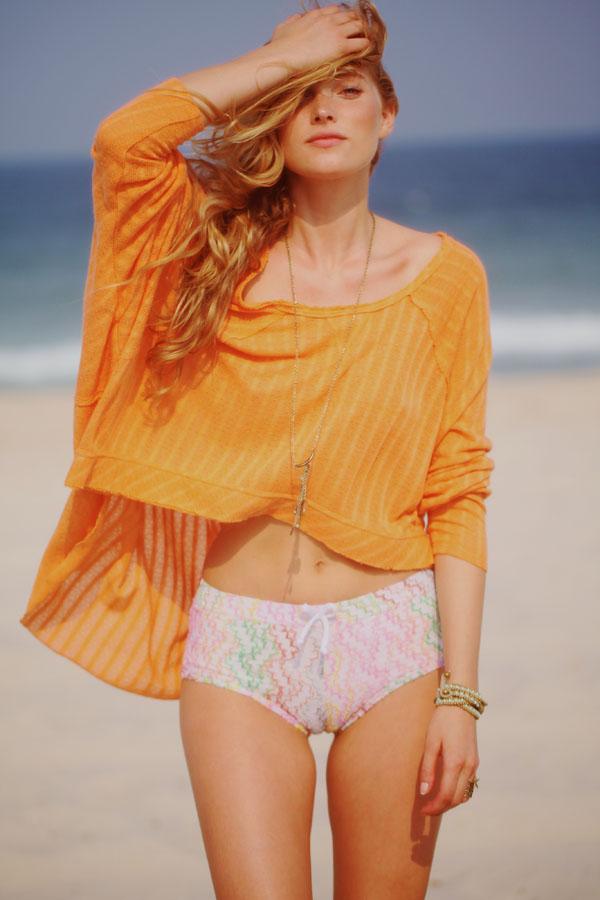 beach2 Free People Lookbook Ode To Summer