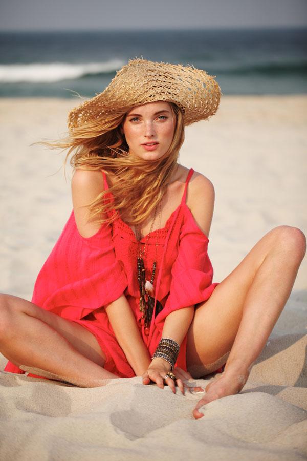 beach7 Free People Lookbook Ode To Summer