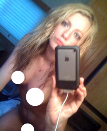 blake lively nude scandal Trach Up