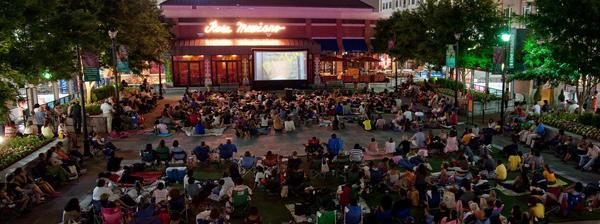 blog Filmstreet – Ponovo radi letnji bioskop!