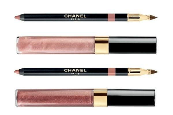 chanel lips thumb Makeup: Chanel kaže Ove jeseni tamne boje i šljokice