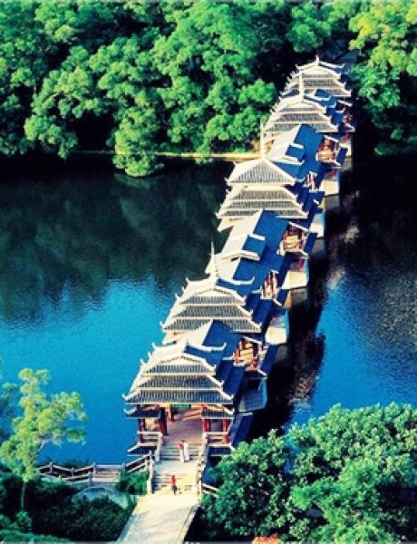 Najlepši mostovi sveta: Most Chengyang, Kina