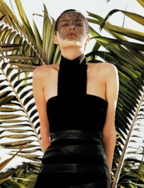 "Yulia Kharlapanova za ""Marie Claire Italia"" jun 2011."