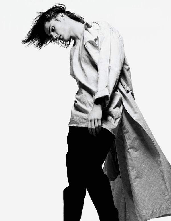 dior 10 Lookbook Dior Homme za proleće/leto 2011.