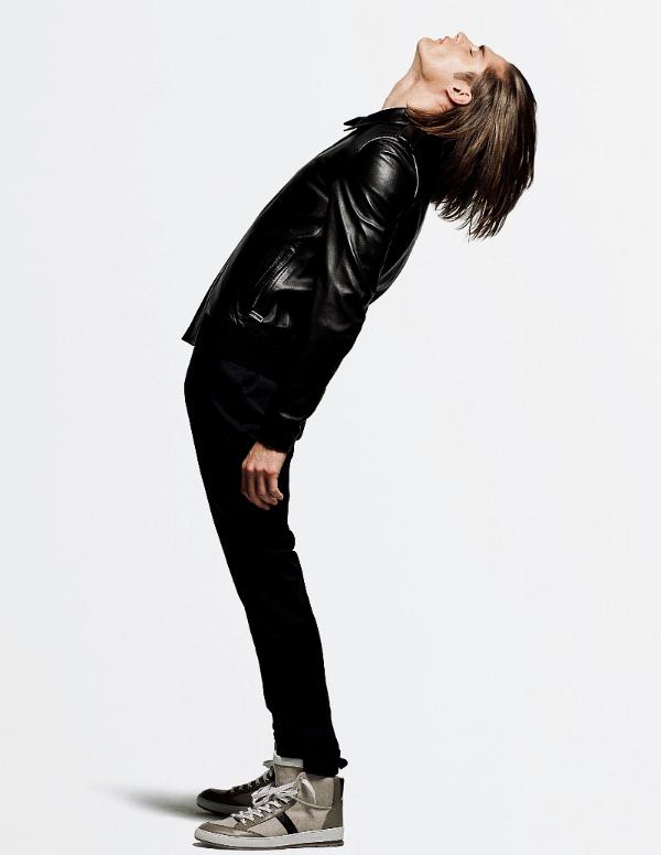 dior4 picnik Lookbook Dior Homme za proleće/leto 2011.