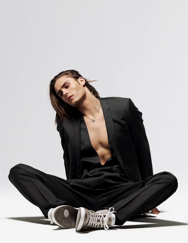 dior5 picnik Lookbook Dior Homme za proleće/leto 2011.