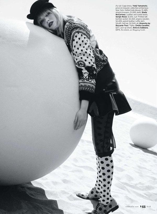 emma stone7 Emma Stoun za Elle US jul 2011.
