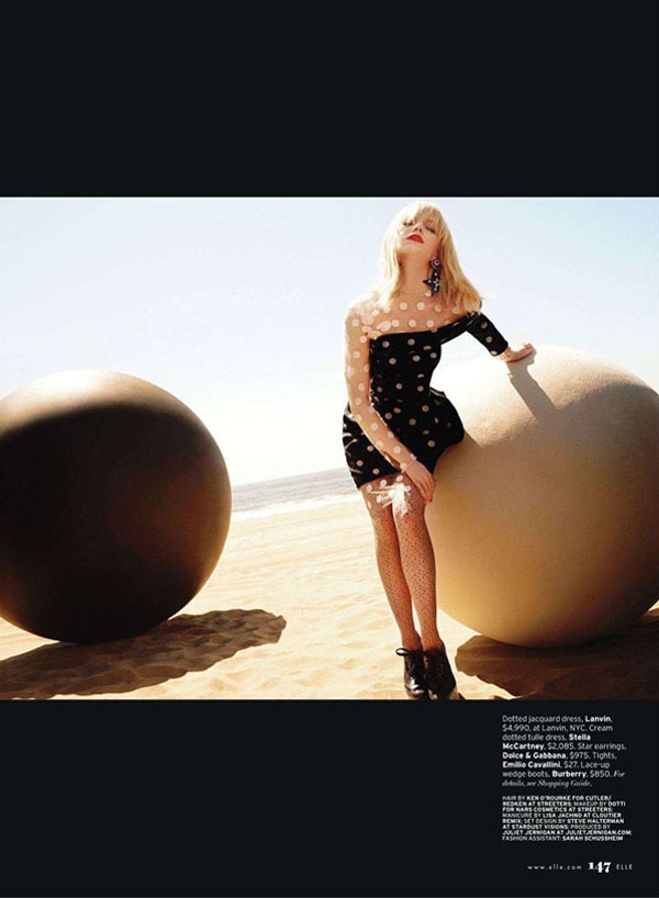emma stone9 Emma Stoun za Elle US jul 2011.
