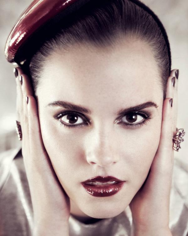 emma watson1 Emma Watson za Vogue US jul 2011.