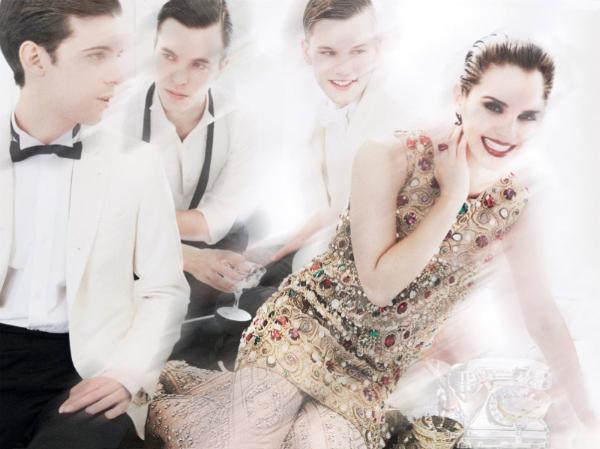 emma watson3 Emma Watson za Vogue US jul 2011.