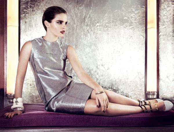 emma watson5 Emma Watson za Vogue US jul 2011.