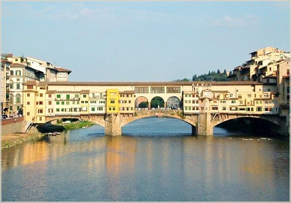 foto Firenze 024 ponte vecchio Najlepši mostovi sveta: Ponte Vecchio, Italija