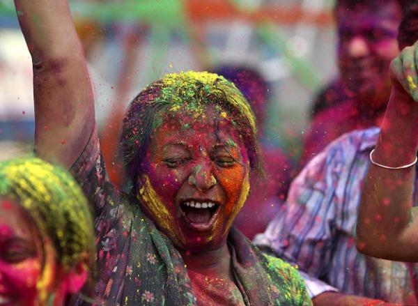 gal holi2 Holi   indijski festival boja