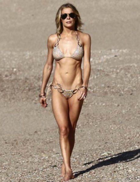Celebrity beach bodies
