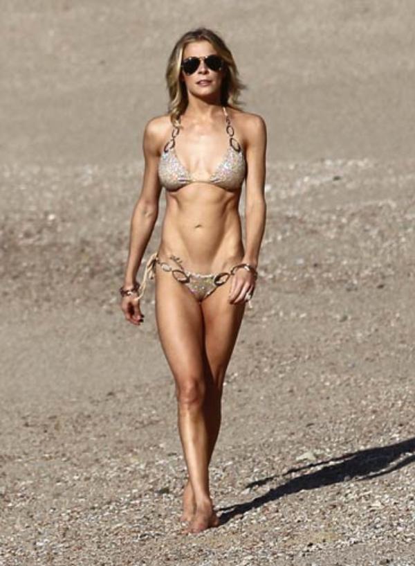 gal leann rimes1 Celebrity beach bodies